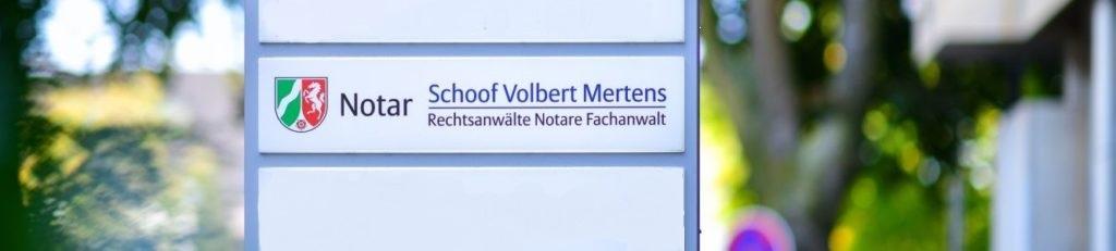 Rechtsanwälte Menden Schoof Volbert Mertens